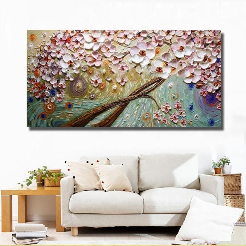 quadri paesaggi dipinti a mano all\'ingrosso-Acquista online ...