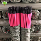 Wooden Broom Stick Wooden Broom Stick Competitive Price Ribbed Pvc Coated Wooden Broom Stick