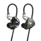 Original AUGLAMOUR T100 Graphene Dynamic HiFi Music Monitor DJ Sports In-Ear Earphones