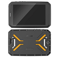 cheapest IP68 octa core rugged tablet android MTK6753 4GLTE 3G+32G 13MP camera GPS ruggedi tablet industrial tablet tough tab