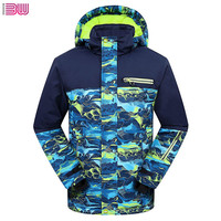Mens Cool Waterproof Insulated 3 in 1 Ski Snowboard Jackets for Sale