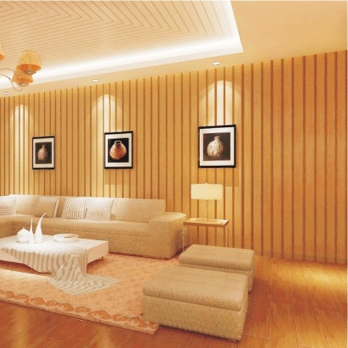 Durable Interior PVC Wall <strong>Decorative</strong> <strong>Wpc</strong> 3d Wall Paneling