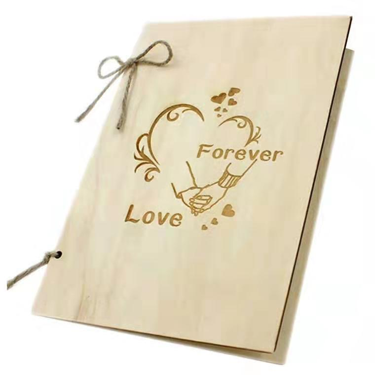 Amazon trusted suppliers bamboo <strong>wooden</strong> greeting I love you cards