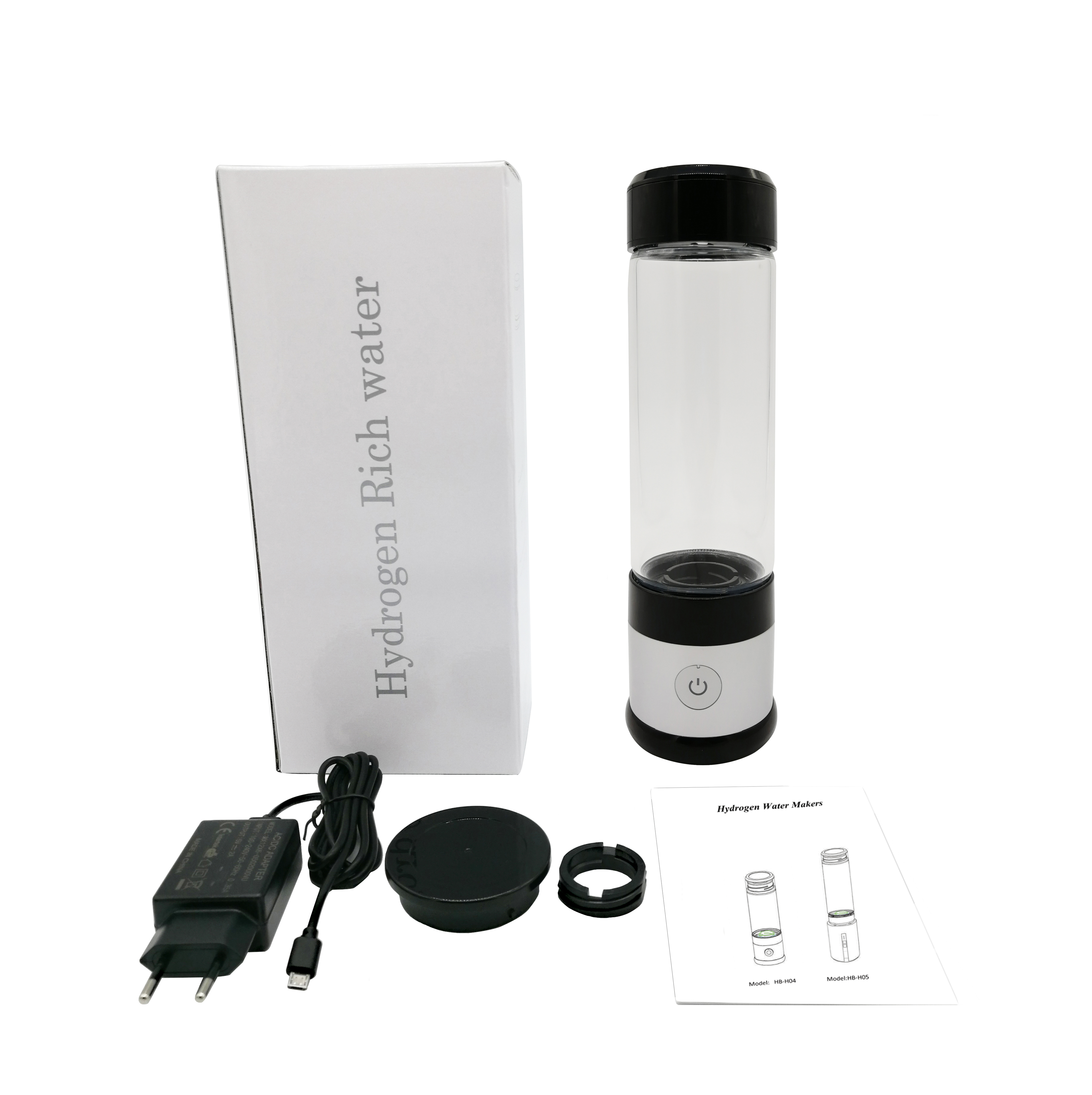 SPE and PEM technology hydrogen water home use active hydrogen water generator