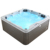 6 person hot tub/ round whirlpool spa/ outdoor freestanding spa