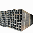 Pipe Square Iron Square Iron Black Pipe Y Black Tube Black Carbon Steel Pipe Square Hollow Iron Pipe Steel Pipe