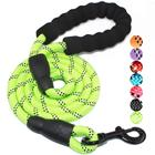 strong Dog Leashes Dogs Leads Pet Ropes Collar Polyester Training Leashes