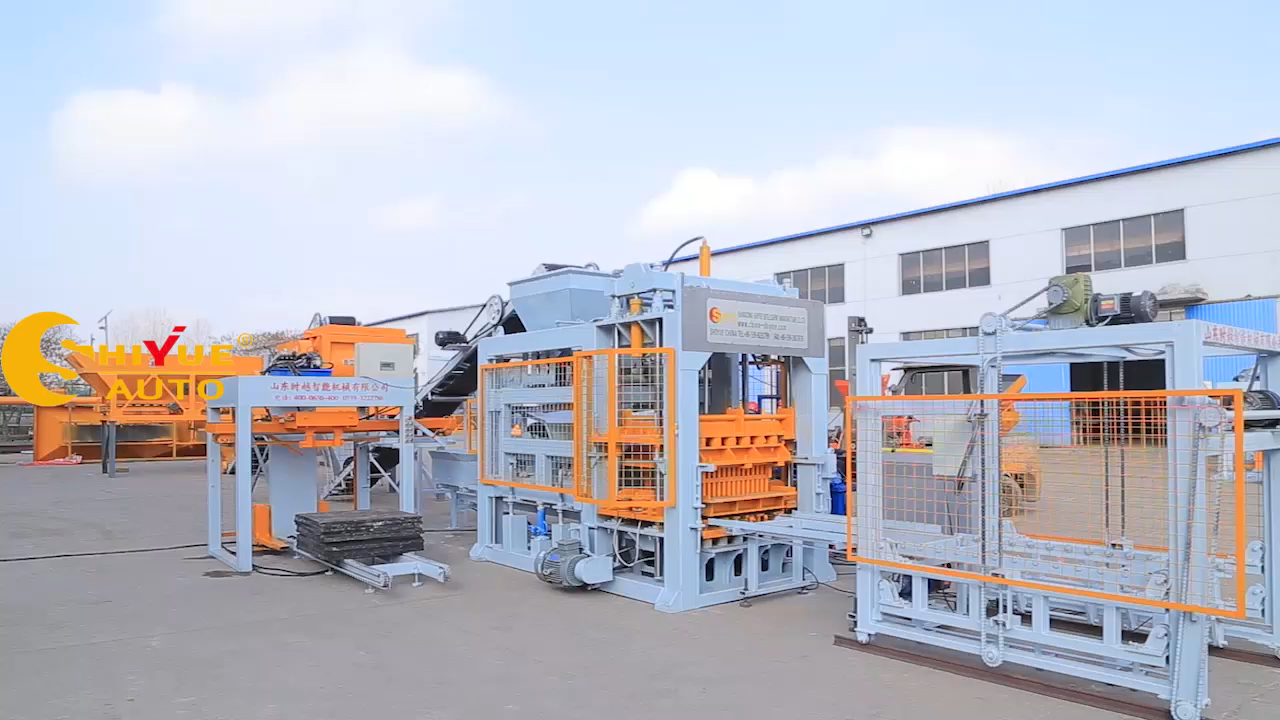 QT8-15 brick making machine price in south africa