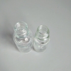 Clear Glass Glassglassglass Bottle 15ml 10ml 12ml 15ml 17ml Clear Oliver Oil Glass Bottle With Aluminium Cap