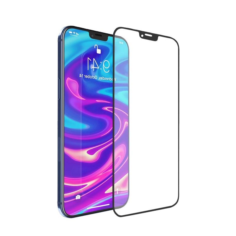 WiWU 2.5D 窄边 丝印 钢化膜 iPhone12 (https://www.wiwu.net.cn/) 手机 壳 膜 第1张