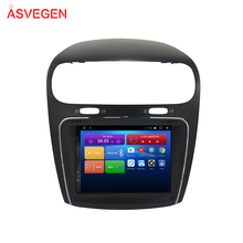 Android7.1 Auto Video Radio Auto DVD Sistema di Navigazione GPS Per Fiat Freemont Dodge Journey con Bluetooth Radio RDS USB