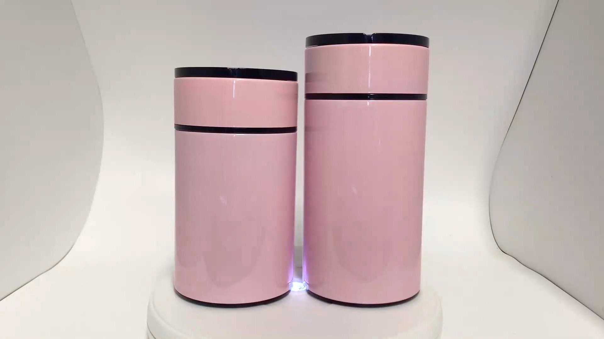750 ミリリットル漏れ防止二重壁真空断熱ステンレス鋼 Bpa フリー食品フラスコ魔法瓶瓶弁当箱