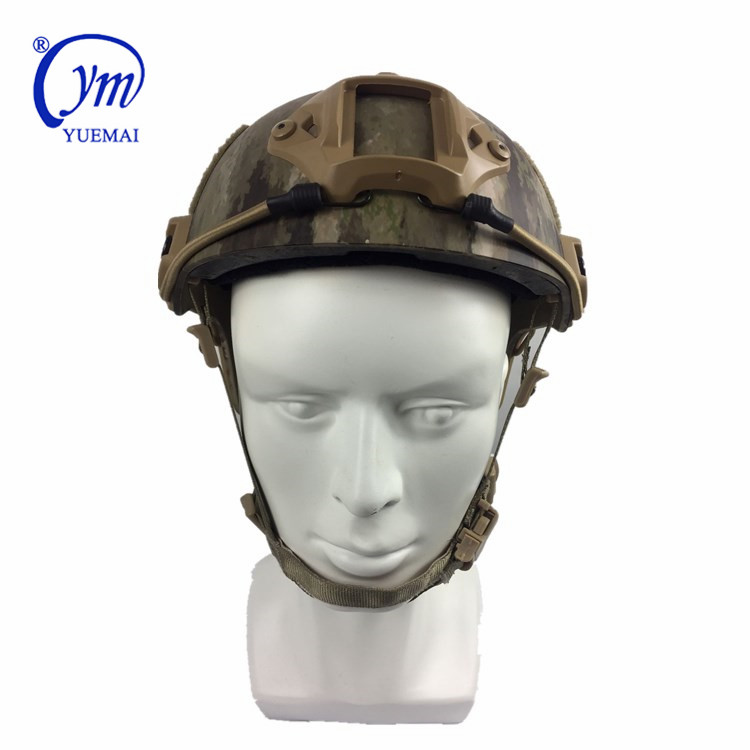 Wholesale Military Tactics Airsoft Paintball Protective Fast Helmet BJ