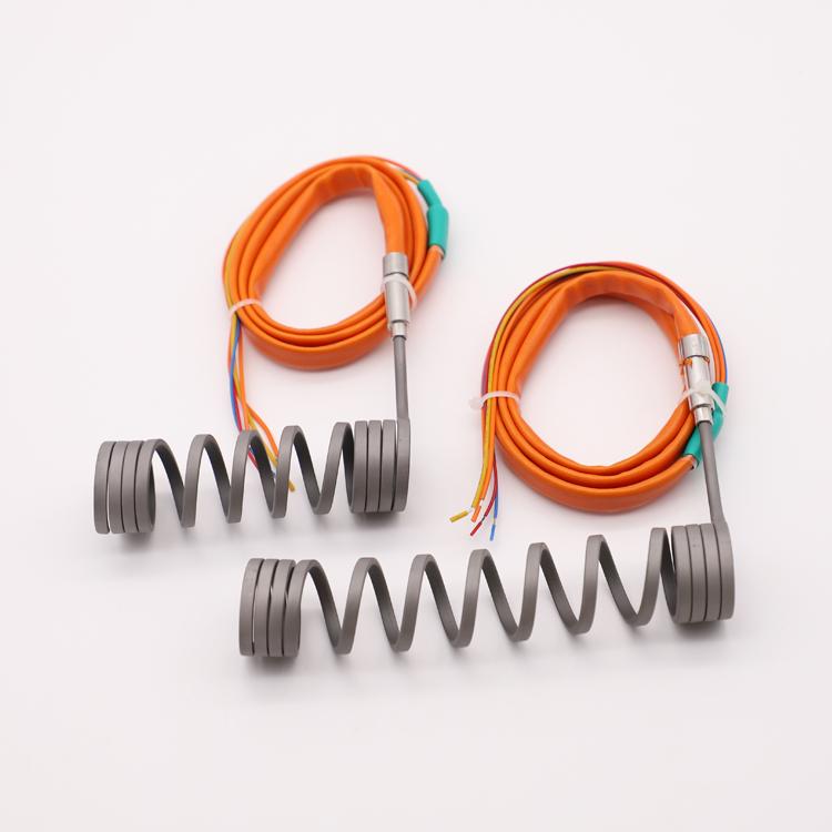 220v Edelstahl Elektrische luft Heizung spirale induktion Heizung Spule