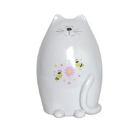 Trendy Design Animal Shape Cat Coin Bank