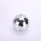 Family New Arrival Christmas Essential Silver Ball Decoration Family Holiday Entertainment Decoration