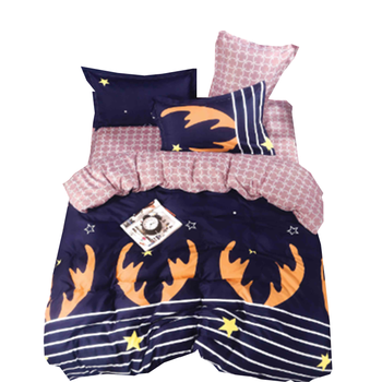 100% Cotton Baby Bedding Set/wholesale Children Cartoon Character