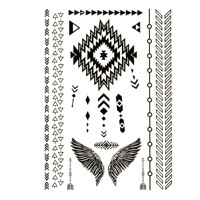 Sexy and fashion body temporary tattoo sticker for adults