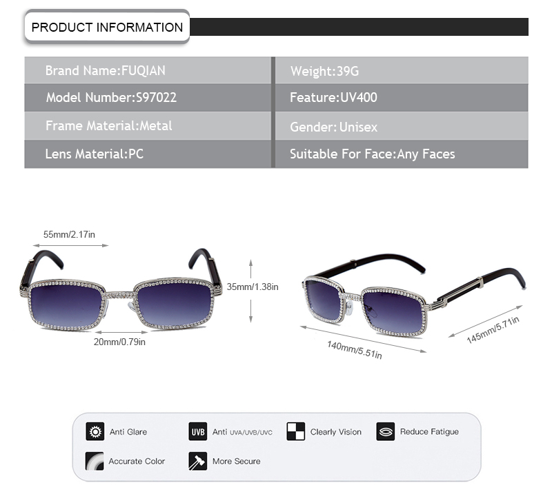 Fuqian round sunglasses women company for racing-11