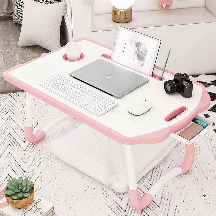 Peru Quotation Best Seller Custom Lap Tray <strong>Laptop</strong> Bed Tray <strong>Folding</strong> Computer Desk <strong>Table</strong> From China Factory