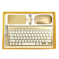 High-end Latest Practical Gifts Vip Wireless Mouse And Keyboard Business Corporate Gifts Set