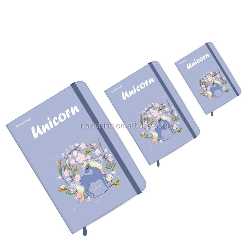 Hardcover cartoon printing cover notebook, wholesales notebook