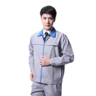 High quality Security Protective 65% cotton Anti-static Functional work wear uniform