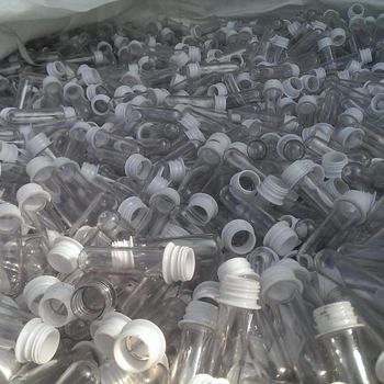 Various Sizes Preform Pet Bottle For Plastic Liquid Packaging