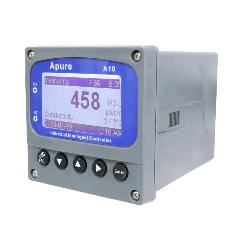 CE marked Industrial online conductivity meter PH/EC/TDS Controller Meter digital water tester