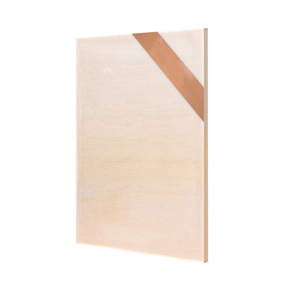 Yüksek kaliteli a2 ahşap çizim tahtası taşınabilir çizim board-LS4