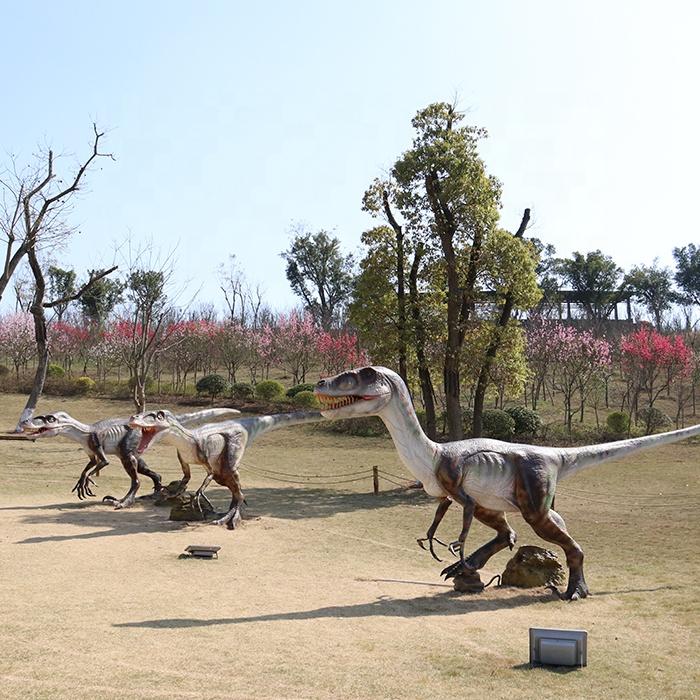 Original Größe Lebensechte t rex Animatronic Dinosaurier Modell