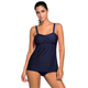 2020 new fashion sexy women swim suit tankini custom plus size swimwear bikini