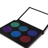 2019 New style Private Label high pigment Eyeshadow Makeup Cosmetic Pressed single Eyeshadow pans custom your own brand