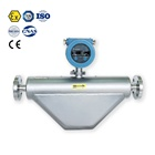 ATEX CE approved Coriolis mass flow meter