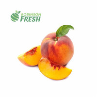 US Grown Fresh Peaches Robinson Fresh MOQ 10 pieces Quick Delivery in US