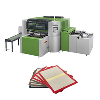 R18 Smart Paper Calender Cover Making Machine
