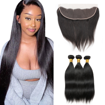 free sample price packet Brazilian Human Hair Weave 100 % human hair one full set Virgin Brazilian raw Cuticle Aligned Hair