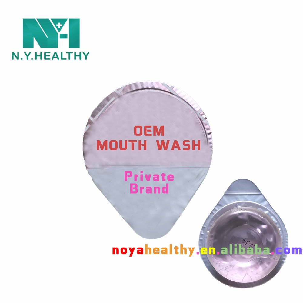 Bad breath mouth oem new protect oral hygiene product teeth whitening organic ingredients herbal mouthwash