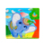 2020 factory wholesales kids plain anime games 3D custom printable paper jigsaw puzzle