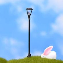 1 шт. ремесло Винтаж DIY Миниатюрный светильник креативный сад украшение дома мини искусственный микро Ландшафтный для дропшиппинг(Китай)