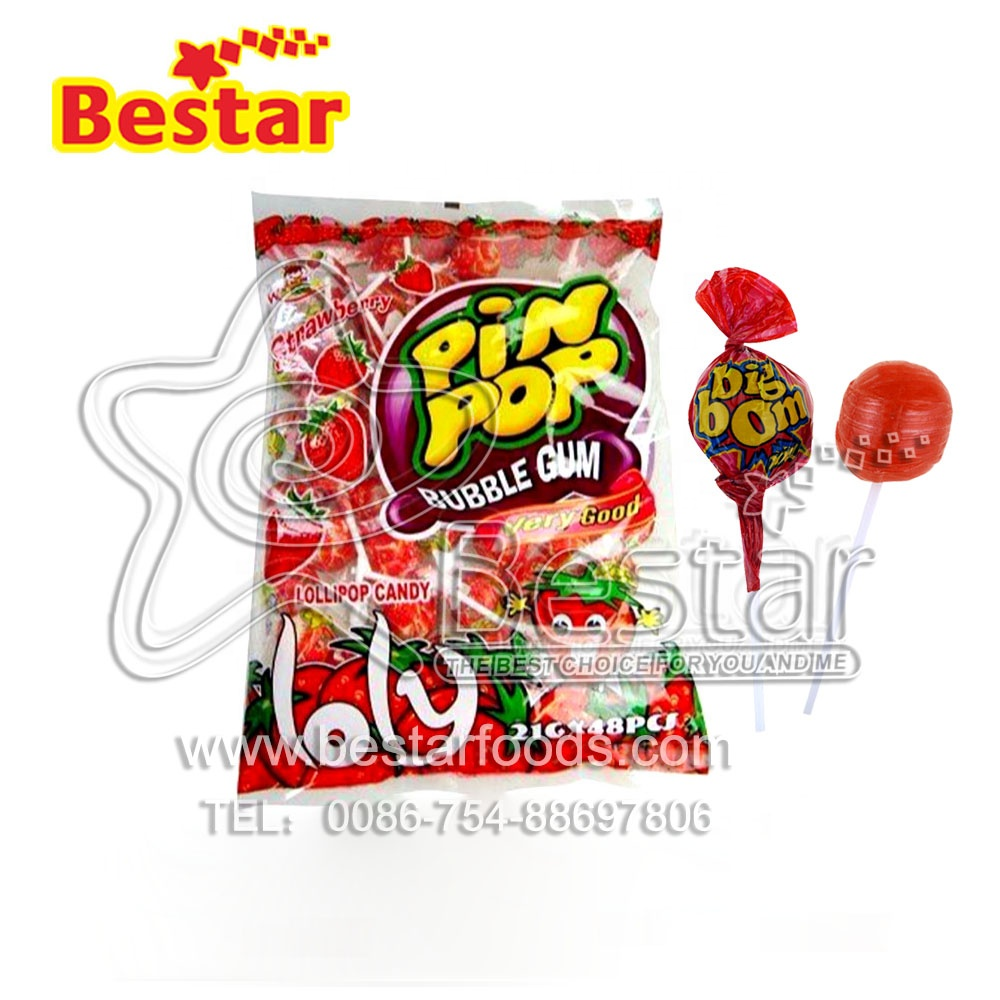 Pin Pop chicle Lollipop Candy