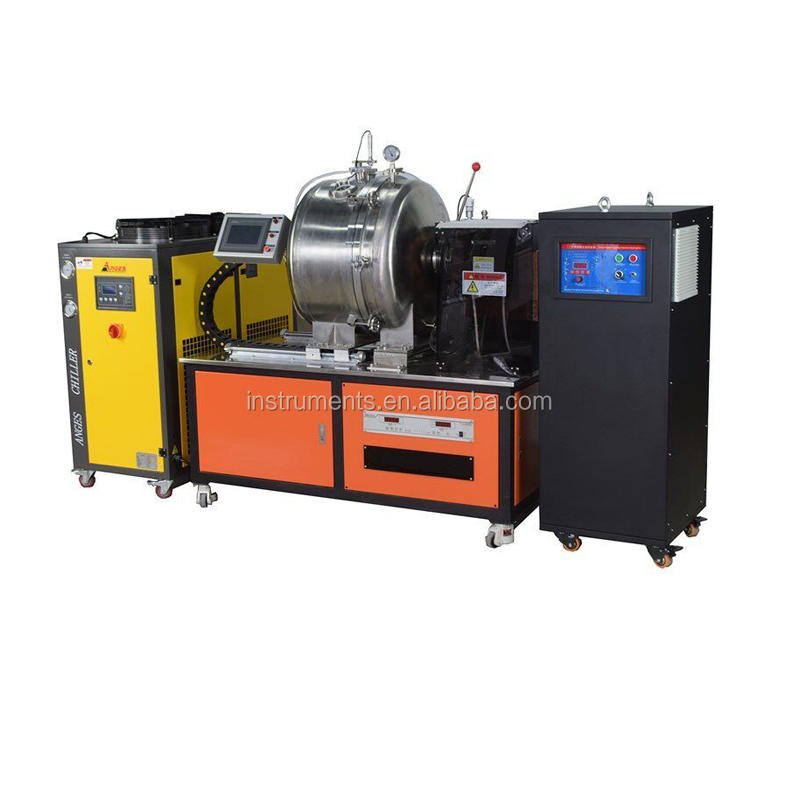 levitation melting titanium vacuum induction furnace