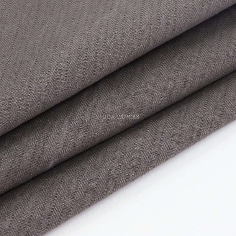 2020 hot selling washed canvas fabric in 100% cotton fabric for bags
