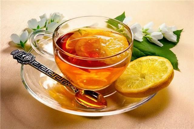 Organic Loose Fruit Flavor Lemon Hibiscus Green Tea Bag Wholesale Factory Price - 4uTea | 4uTea.com