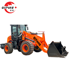 Wheel Loaders Used The Production And Sales Of Multi-functional 2.2-ton Wheel Loaders Are Used In Factories