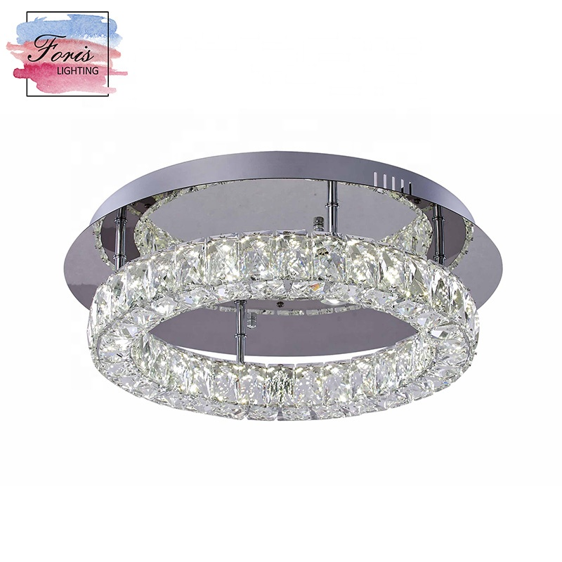 OEM zhongshan led roof light for hotel european round ceiling lights hanging lights home led modern ceiling lamp