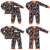 wholesale kids clothing 2 pieces set summer boys clothes boutique boy's outfit