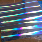 Standard Foil Stamping Foil Standard Flexo Rainbow Silver Holographic Cold Foil Stamping For Packaging