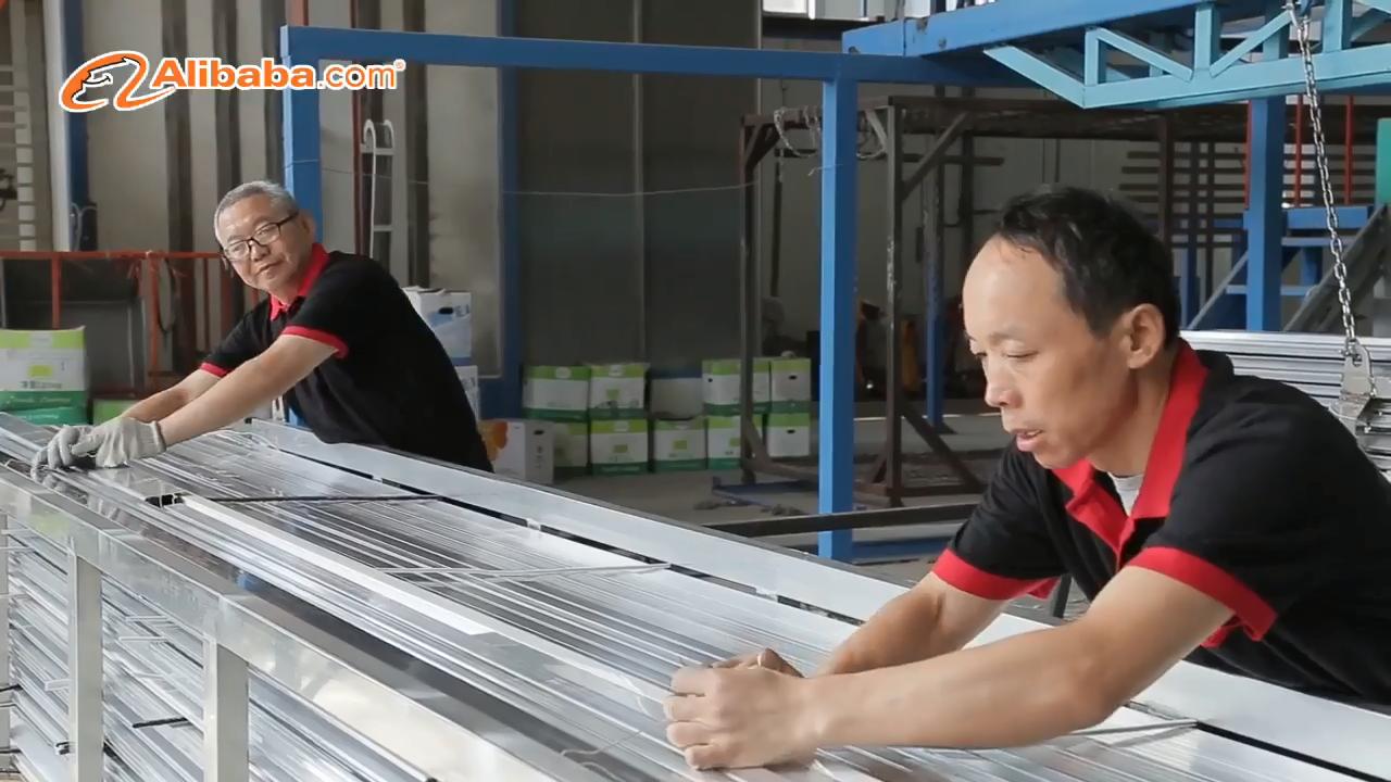2020 new products window professional double glazing caseWhite powder coating thermal break aluminium casement windows