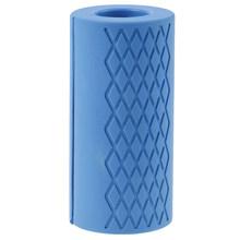 Толстая штанга для штанги, рукоятка для тяжелой атлетики, силиконовая противоскользящая защитная накладка для бодибилдинга(China)